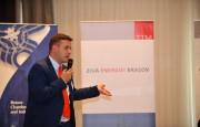 Martin Moise, Speaker la conferința energynomics.ro de lansare a raportului oficial al Energy Strategy Summit 2018