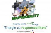 InvesTenergy ne invită să punem RESPONSABILITATEA în lumină!Martin Moise, Primvicepreședinte PATRES, va fi Speaker la Conferința anuală InvesTenergy, în data de 7 octombrie