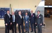 PATRES, la Comisia Europeană: Întâlnire cu Dl Maroš Šefčovič, Vicepreședintele Comisiei Europene pentru Uniunea Energiei